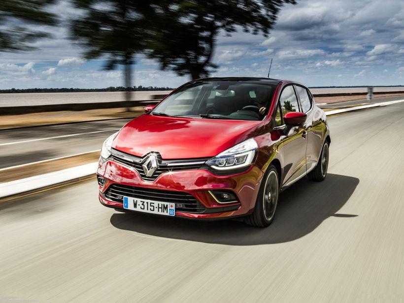 Renault Clio var söluhæsta módelið í Frakklandi 2018.