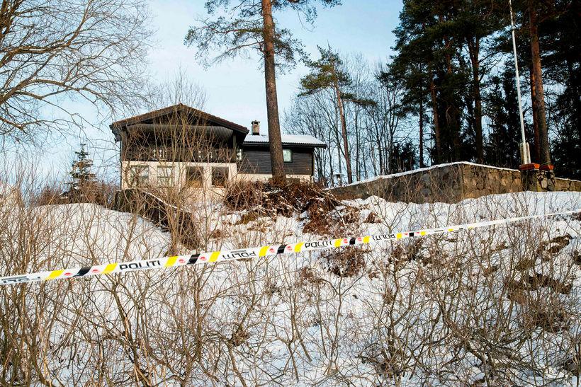 Heimili Tom Hagen og Anne-Elisabeth Falkevik Hagen.
