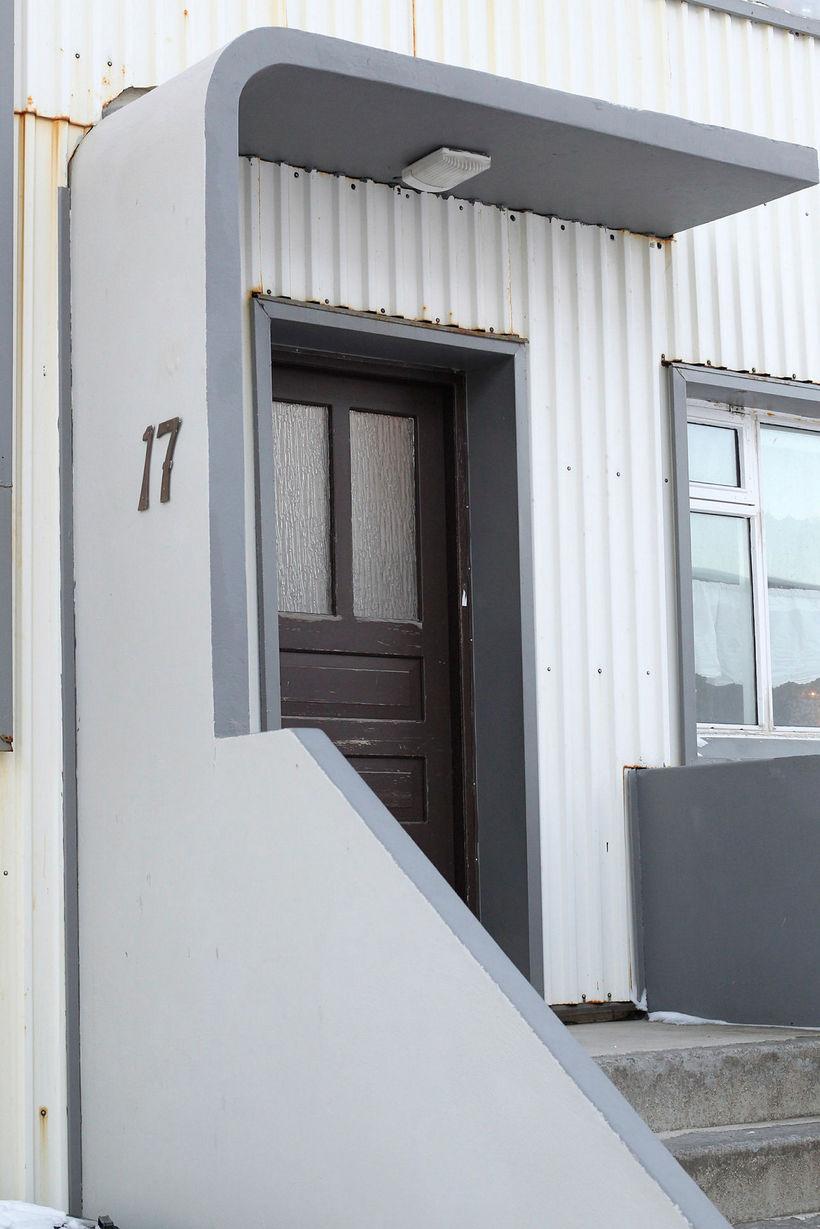 Fjarðarstræti 17 á Ísafirði.