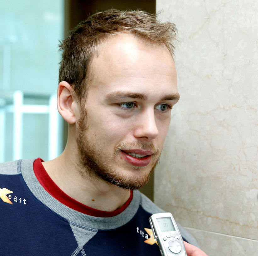 Henrik Toft Hansen.