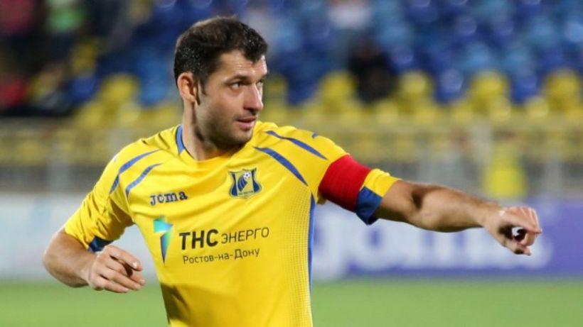 Alexandru Gatcan er einn besti leikmaður Moldóvu.