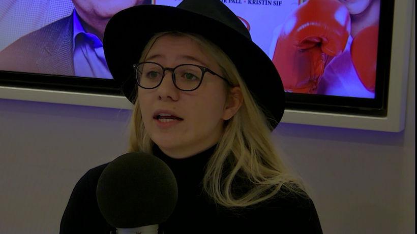 Alda Karen Hjaltalín notar sýndarveruleika til að hjálpa fólki að ...