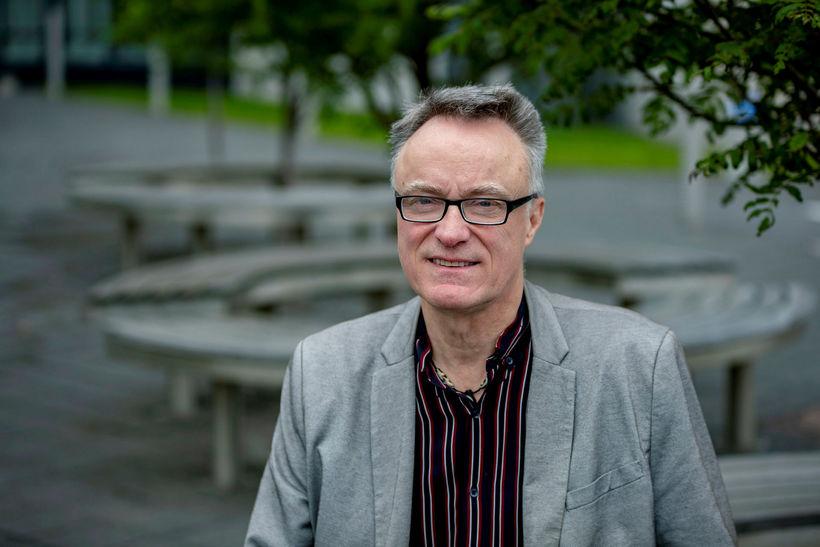 Helgi Gunnlaugsson afbrotafræðingur.