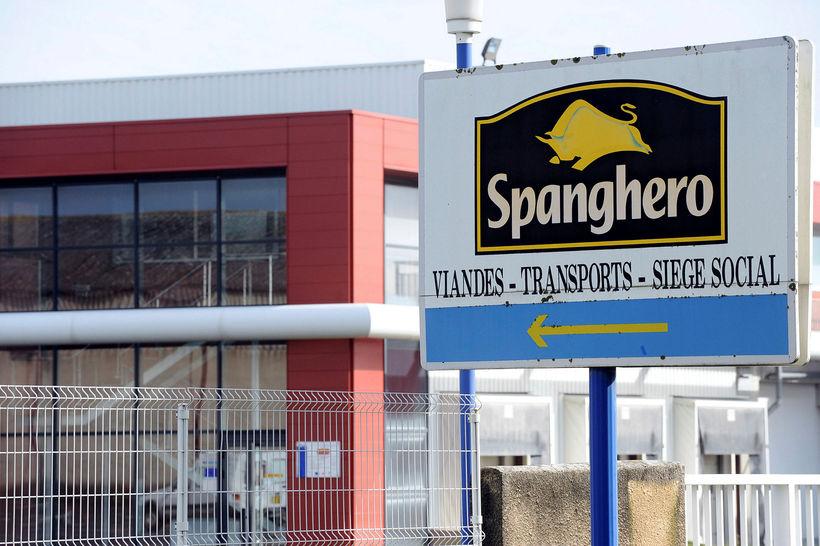 Spanghero er ákært fyrir að hafa selt rúm 200 tonn ...