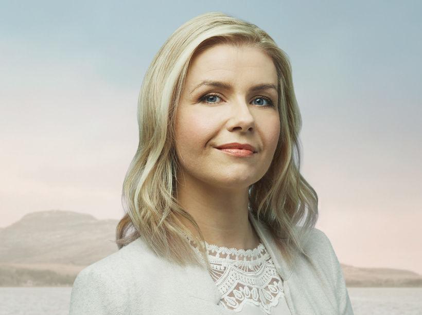 Helga Arnardóttir er umsjónarmaður þáttanna Lifum lengur sem sýndir eru ...