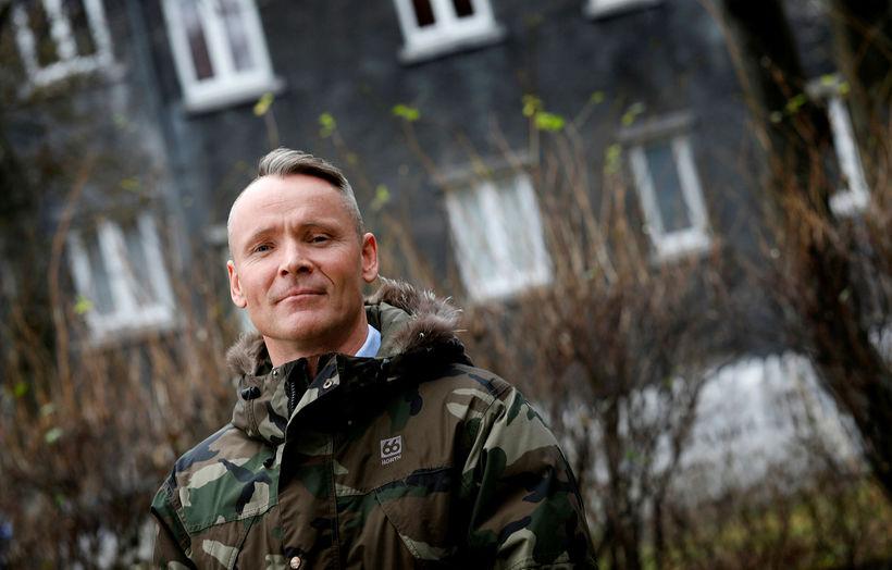 Atli Heiðar Gunnlaugsson.