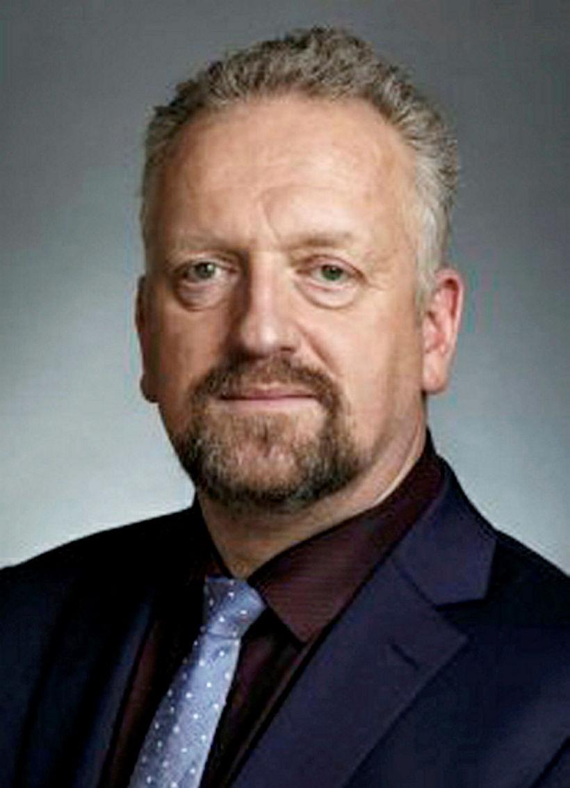 Sigurður Páll Jónsson.