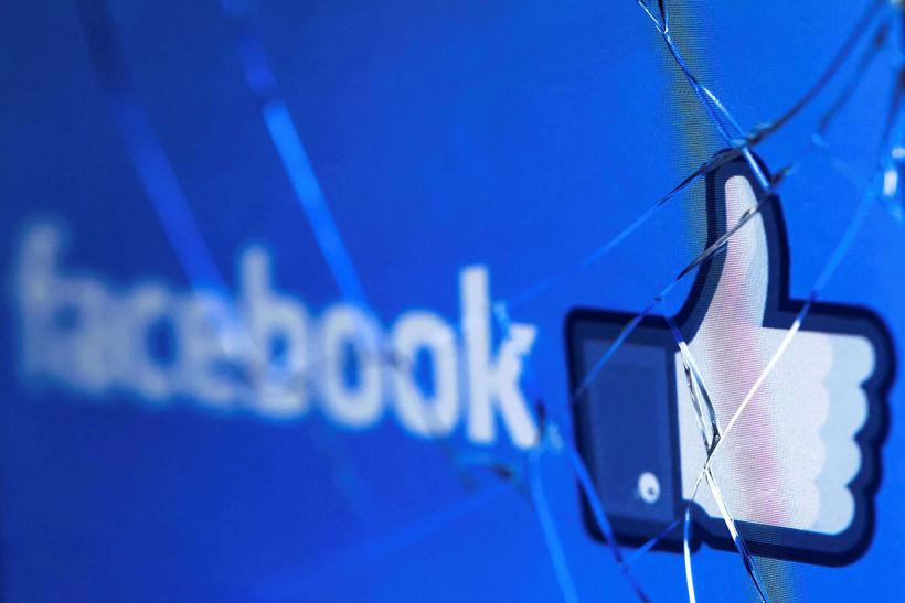 Notendur skoða oft vegginn á Facebook lengur en þeir ætla ...