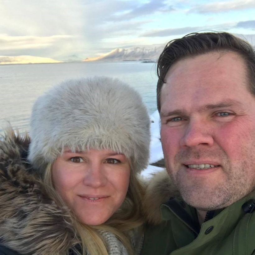 Kathryn Elizabeth Gunnarsson moved to Iceland in 2016 with her ...