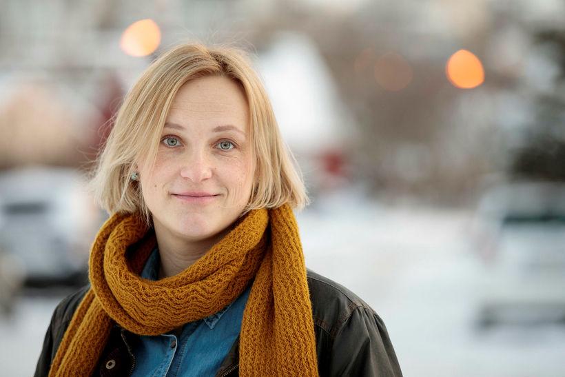 Drífa Jónasdóttir, afbrotafræðingur og doktorsnemi við læknadeild Háskóla Íslands, vann ...