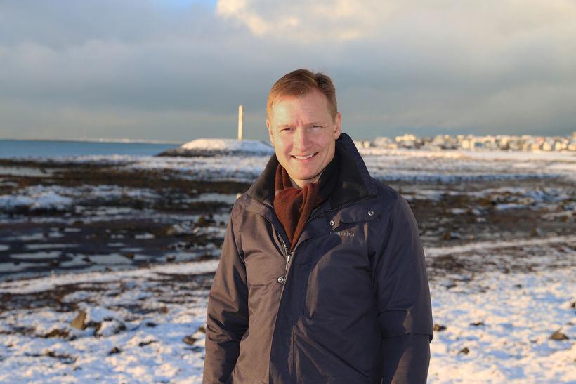 Bjarni Ármannsson, forstjóri Iceland Seafood International.