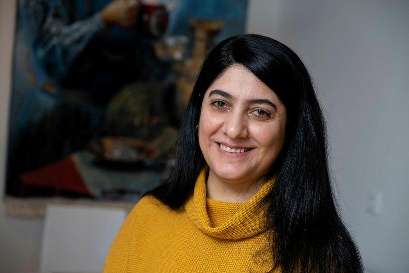Susan Rafik Hama.