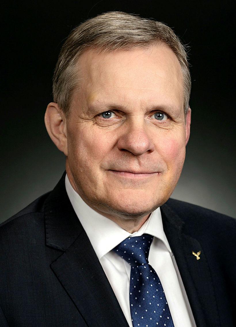 Jón Gunnarsson, þingmaður Sjálfstæðisflokksins.