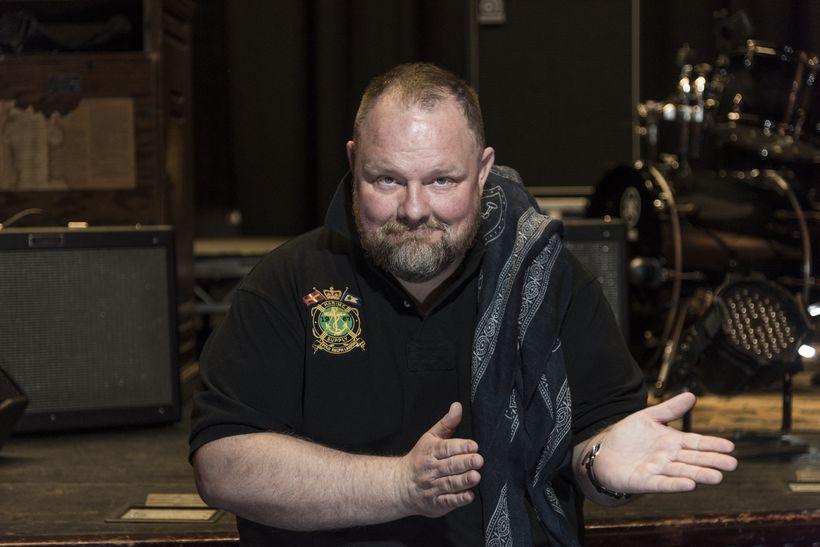 Einar Bárðarson hefur verið afkastamikill lagahöfundur í gegnum tíðina og ...