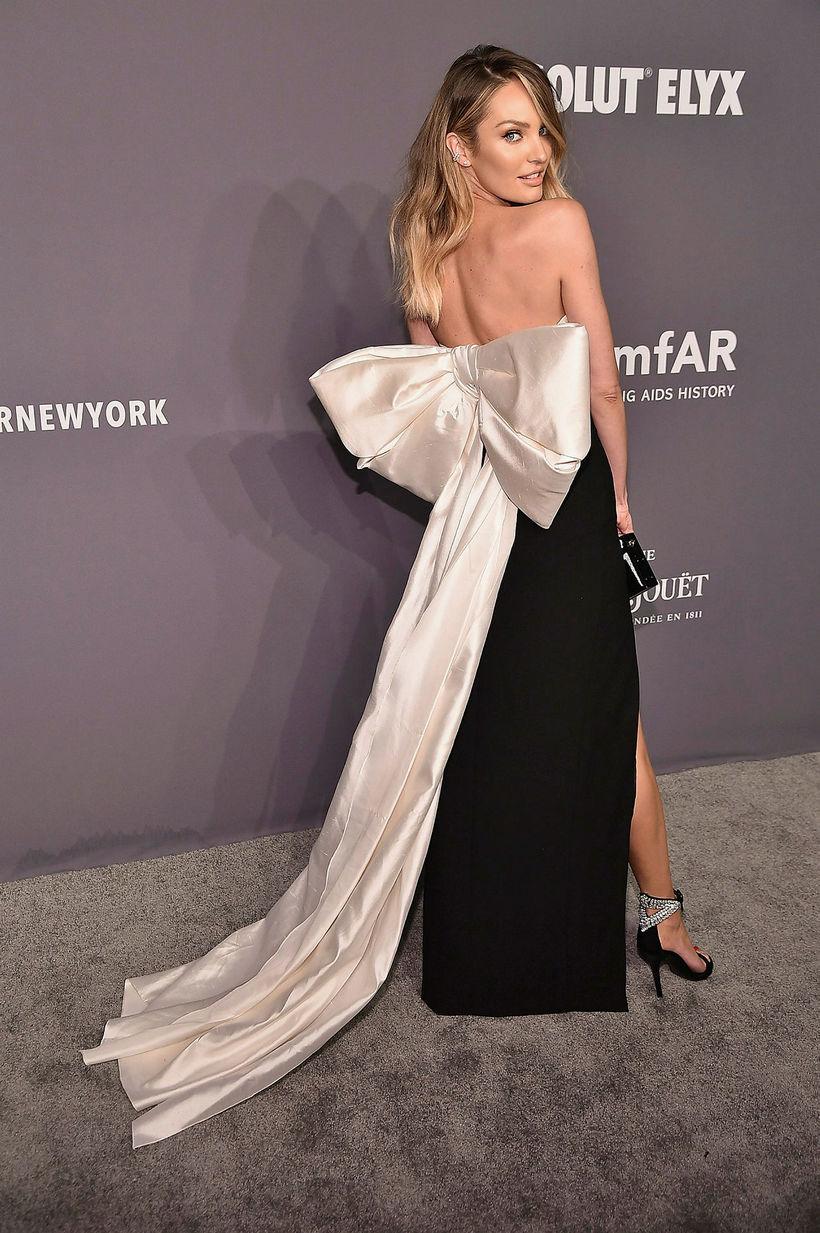 Candice Swanepoel.