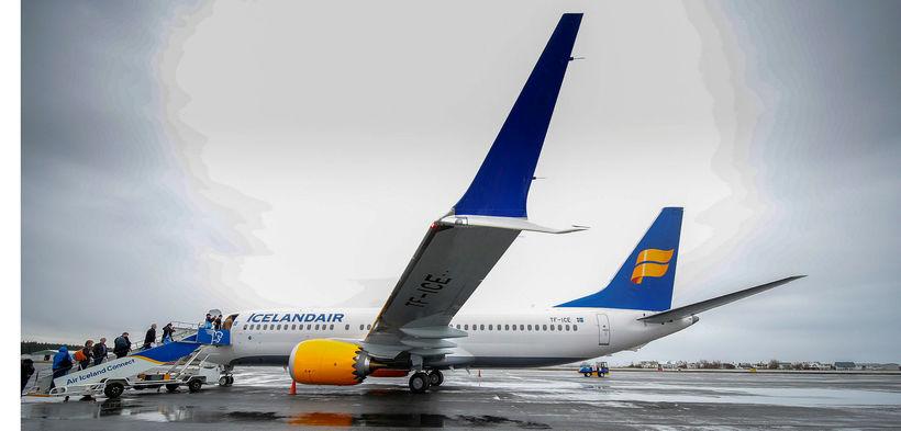 Icelandair hefur fest kaup á 9 Boeing 737 MAX 8 …