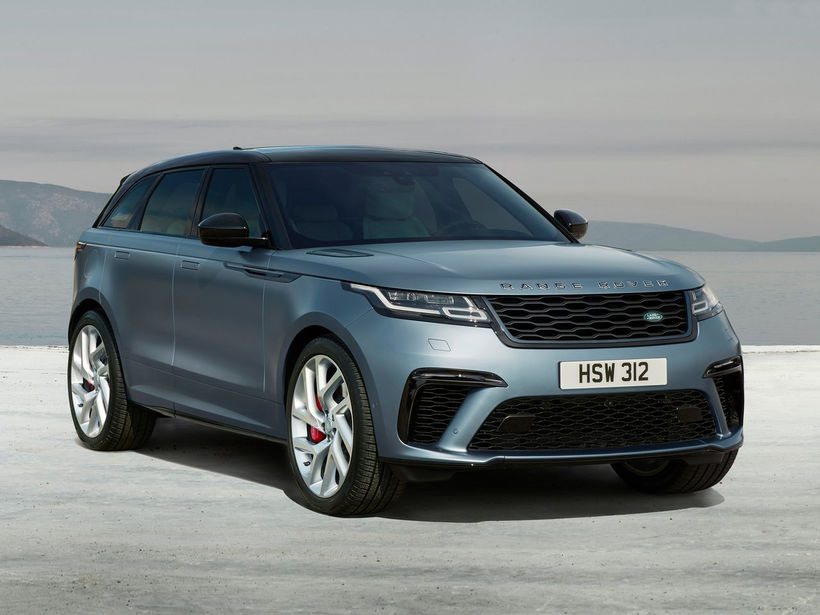 Land Rover Range Rover Velar SVAutobiography Dynamic Edition.
