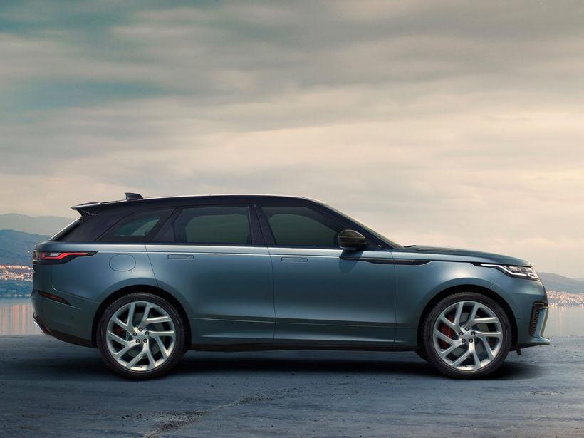 Land Rover Range Rover Velar SVAutobiography Dynamic Edition heitir hann ...