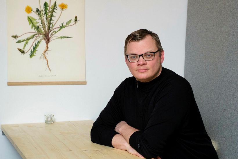 Ingi Björn Sigurðsson, verkefnastjóri hjá Icelandic Startups.