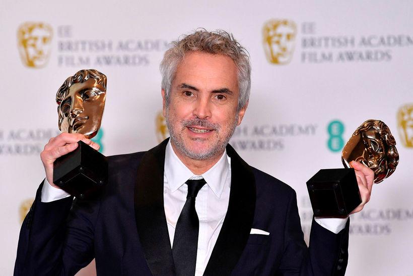 Mexíkóski leikstjórinn Alfonso Cuaron var valinn sá besti og kvikmynd ...