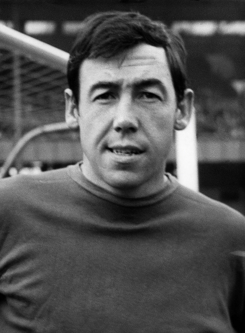 Gordon Banks árið 1969.