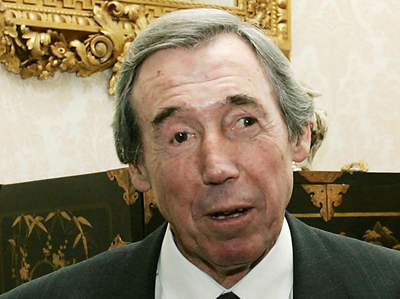 Gordon Banks árið 2006.