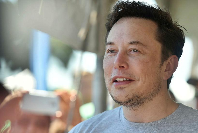 Elon Musk ræddi um gervigreind og framtíð vinnumarkaðar á ráðstefnu ...