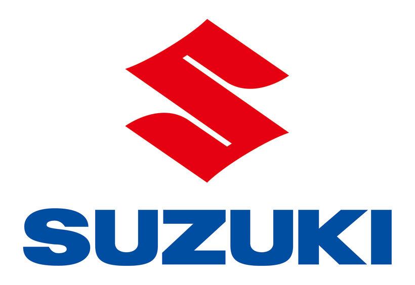 Táknmerki Suzuki.