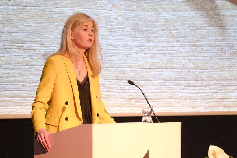 Katrín Olga Jóhannesdóttir, formaður Viðskiptaráðs Íslands.