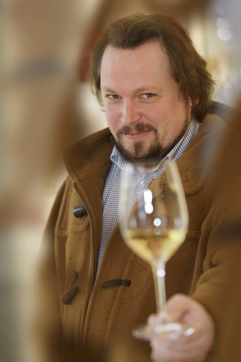 Pieter Verheyd er þekktasti vínþjónn heims og gaf nýverið út ...