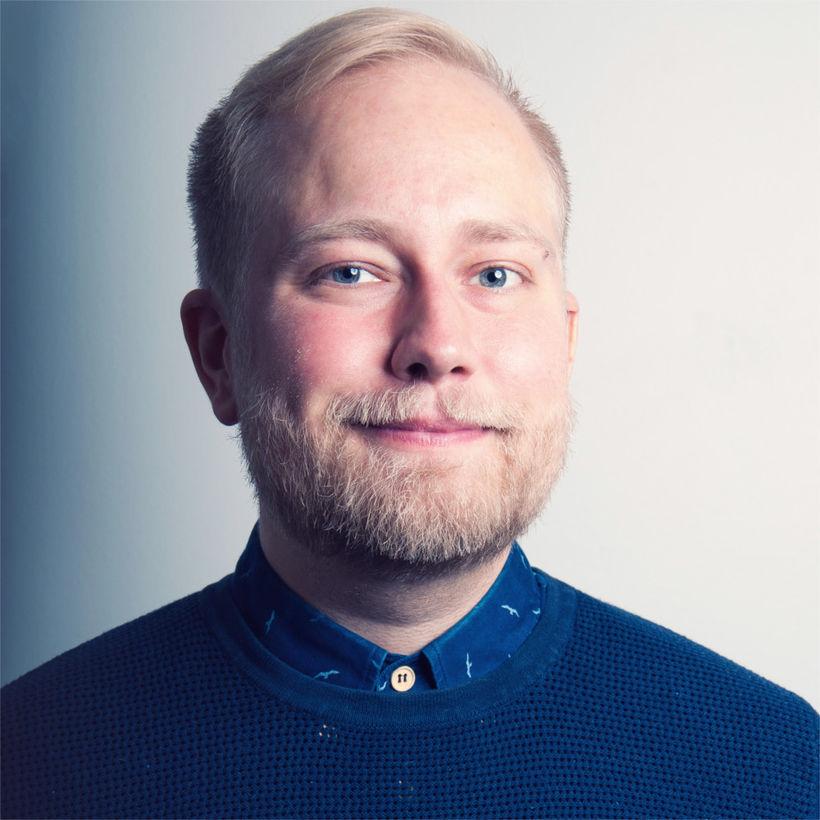 Unnsteinn Jóhannsson, varaformaður Samtakanna ´78.