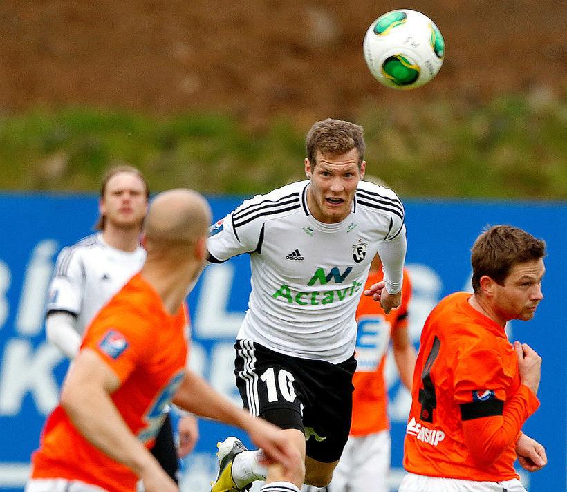 Björn Daníel Sverrisson snýr aftur til FH eftir fimm ár ...