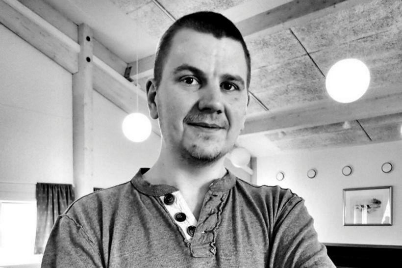 Jón Þröstur Jónsson.