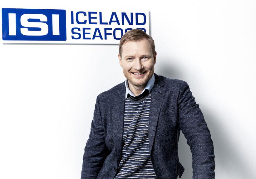 Bjarni Ármannsson, forstjóri Iceland Seafood International