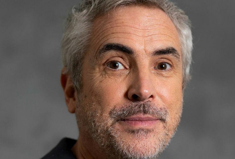 Alfonso Cuaron sem leikstýrði kvikmyndinni Roma sem hlaut 10 tilnefningar.