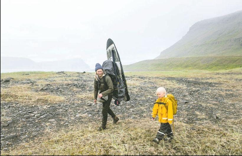 Elli kann að meta að vera í góðum tengslum við …