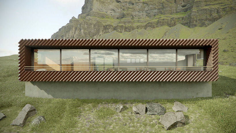 This is the Hedgehog, a pre fabricated summer cabin from ...
