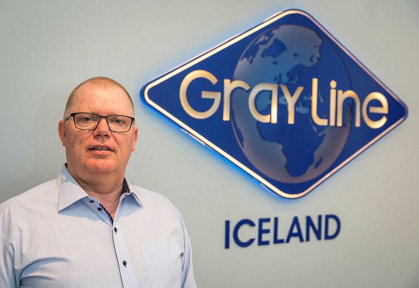Þórir Garðarsson, stjórnarformaður Gray.