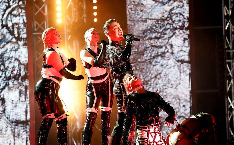 """""""Við munum sigra Eurovision 2019."""""""