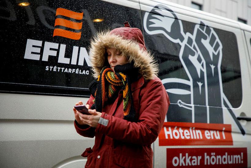 """""""Við hvetjum öll fyrirtæki til að stunda ekki viðskipti við ..."""