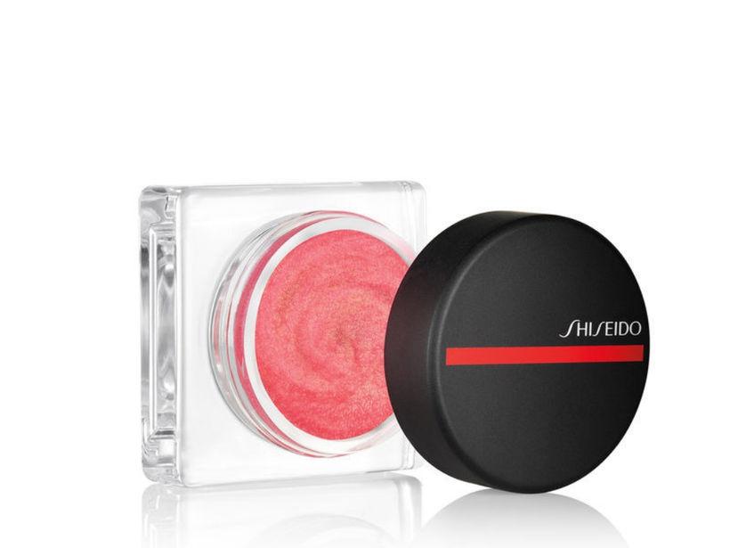 Shiseido Minimalist Whipped Powder Blush er ein framúrstefnulegasta formúla sem ...