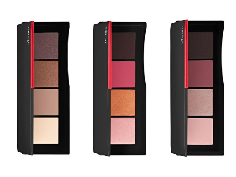 Shiseido Essentialist Eye Palette er augnskuggapalletta sem kemur í nokkrum ...