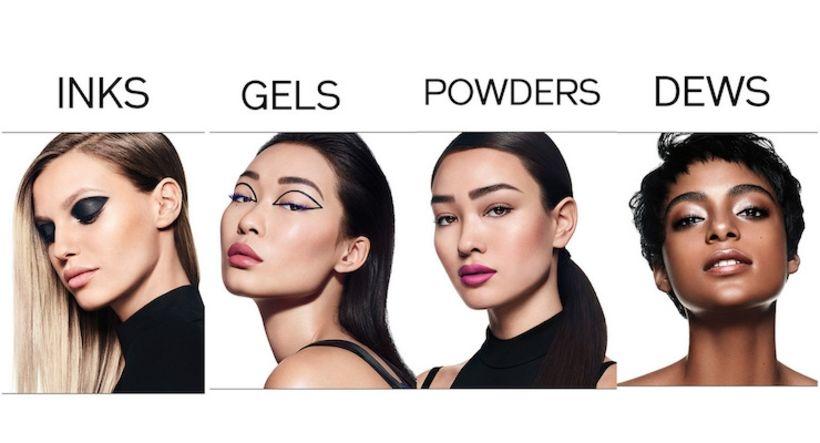 Shiseido setti nýverið á markað endurnýjaða förðunarlínu sem skipt er ...