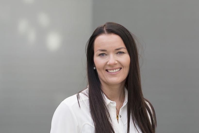 Tinna Jóhannsdóttir markaðsstjóri Smáralindar.