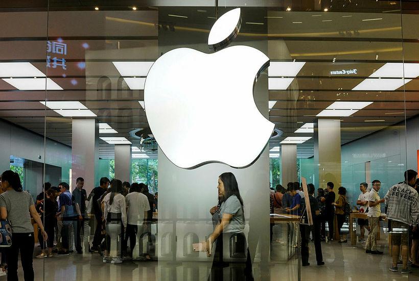 Apple er með aðgengilegt umhverfi fyrir blinda og sjónskerta en …