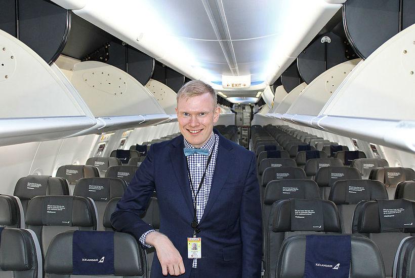 Jens Þórðarson, framkvæmdastjóri rekstrarsviðs Icelandair.