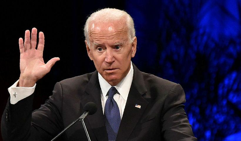 Joe Biden var varaforseti þegar Barack Obama var forseti Bandaríkjanna.