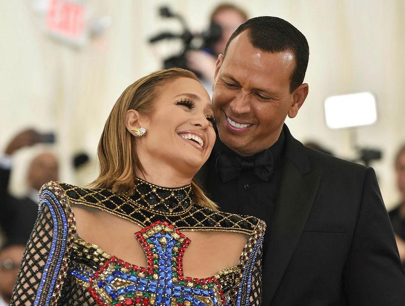 Jennifer Lopez og Alex Rodriguez fóru í 10 daga átakið.
