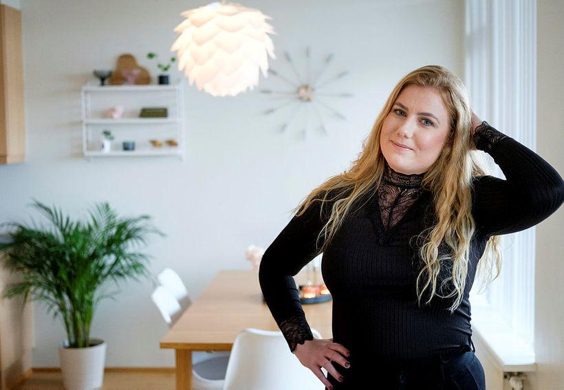 Íris Hildur Birgisdóttir er 28 ára gömul. Hún elskar að ...