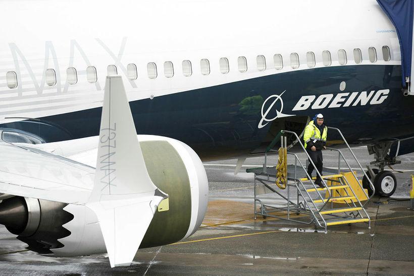 Þrýstingur á Boeing og bandarísk flugmálayfirvöld að kyrrsetja Boeing 737 ...